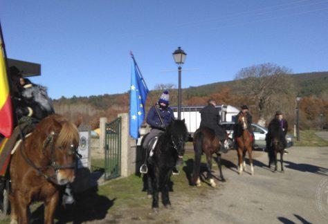 Asociación Pura Raza Cabalo Galego - Camino de Santiago